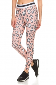 Juvia |  Sports leggings Steph | pink  | Picture 4