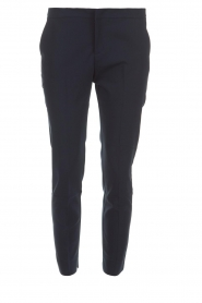 Aaiko |  Classic trousers Parene | navy  | Picture 1