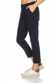 Aaiko |  Classic trousers Parene | navy  | Picture 4
