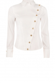 Blouse Favoloso | wit