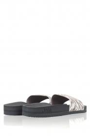 Juvia |  Flip-flops Zebra | black & white  | Picture 4