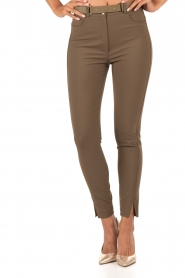 Pants Elegante | green