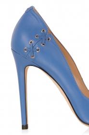 ELISABETTA FRANCHI | Leren pumps Alta | blauw  | Afbeelding 6