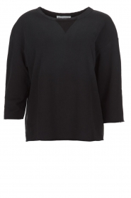 Ruby Tuesday |  Sweater Lilly | Black  | Picture 1