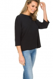 Ruby Tuesday |  Sweater Lilly | Black  | Picture 5