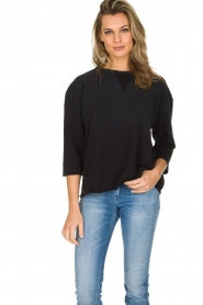 Ruby Tuesday |  Sweater Lilly | Black  | Picture 2
