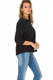 Ruby Tuesday |  Sweater Lilly | Black  | Picture 4