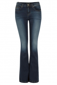 Lois Jeans | Flared jeans Melrose lengtemaat 32 | blauw  | Afbeelding 1