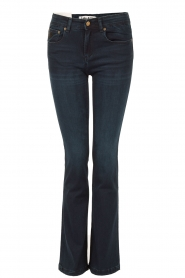 Lois Jeans | Flared jeans Melrose lengtemaat 34 | blauw  | Afbeelding 1