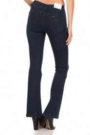 Lois Jeans | Flared jeans Melrose lengtemaat 34 | blauw  | Afbeelding 5