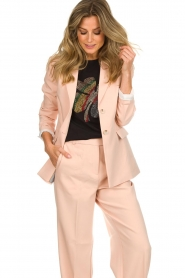 Aaiko |  Blazer Coleta | pink  | Picture 4