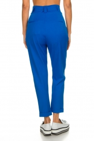 Aaiko |  Trousers with bow detail Tressa | blue  | Picture 5