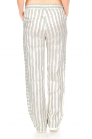 Ruby Tuesday |  Striped pants Nis | grey & white  | Picture 5