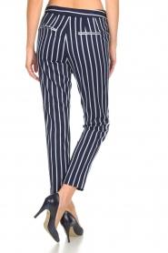 Aaiko |  Striped pants Parien | blue  | Picture 5