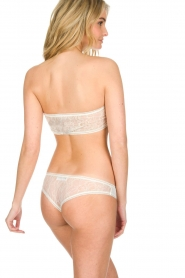 Ruby Tuesday | 100% katoenen lingerieset Anny | naturel  | Afbeelding 4