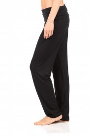 Hanro | Sweatpants Yoga | zwart   | Afbeelding 4