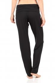 Hanro | Sweatpants Yoga | zwart   | Afbeelding 5