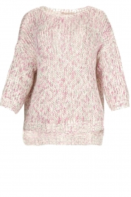 Aaiko |  Sweater Garcy | pink  | Picture 1