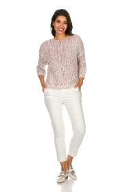 Aaiko |  Sweater Garcy | pink  | Picture 3