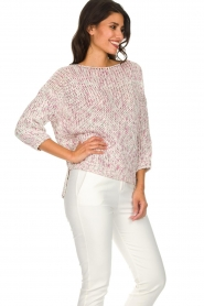 Aaiko |  Sweater Garcy | pink  | Picture 4