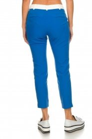 Aaiko |  Trousers with stripes Parienny | blue  | Picture 5