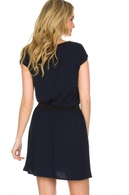 Knit-ted | T-shirt Saar | blauw  | Afbeelding 5