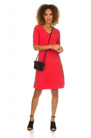 Set |  Skater dress Quinty | red  | Picture 3