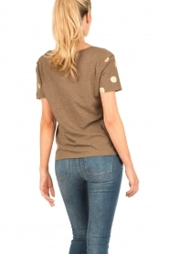 T-shirt Anabelle | brown