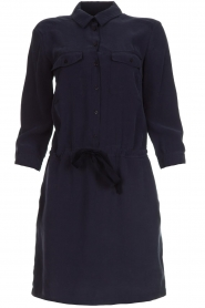 Set |  Dress with drawstring Vilde | blue  | Picture 1