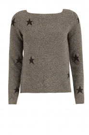 Knitted sweater Sirius | grey
