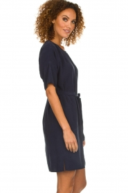 Set |  Dress with matching belt Christa | blue  | Picture 5