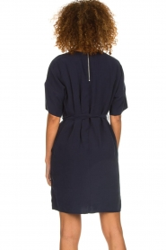 Set |  Dress with matching belt Christa | blue  | Picture 6