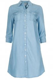 Knit-ted | Spijkerjurk Noor | blauw  | Afbeelding 1