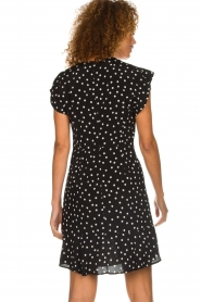 Set |  Dress with polka dots Joanne | black  | Picture 6