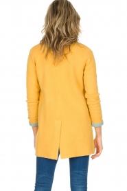Knit-ted | Vest Sammie | geel  | Afbeelding 5