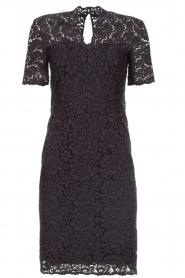 Set |  Lace dress Laurelie | navy  | Picture 1