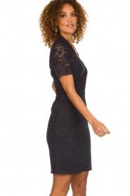 Set |  Lace dress Laurelie | navy  | Picture 5