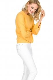 Knit-ted | Trui Jill | geel  | Afbeelding 6
