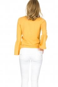 Knit-ted | Trui Jill | geel  | Afbeelding 7