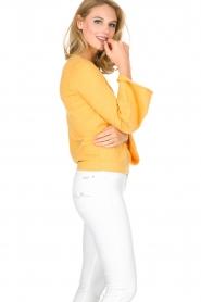 Knit-ted | Trui Jill | geel  | Afbeelding 5