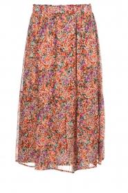 Set |  Floral midi skirt Imane | print  | Picture 1