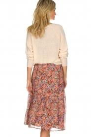 Set |  Floral midi skirt Imane | print  | Picture 5