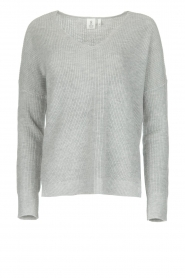 Knit-ted |  Sweater Winny | grey  | Picture 1
