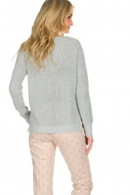 Knit-ted |  Sweater Winny | grey  | Picture 6