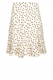 Set | Skirt with dots Lily | natural  | Picture 1