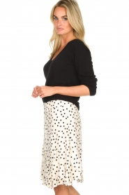 Set | Skirt with dots Lily | natural  | Picture 4
