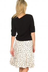 Set | Skirt with dots Lily | natural  | Picture 5