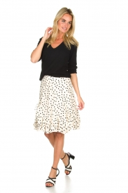 Set | Skirt with dots Lily | natural  | Picture 3