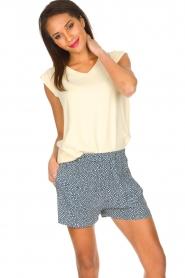 Knit-ted | Korte broek Karen | multi  | Afbeelding 3