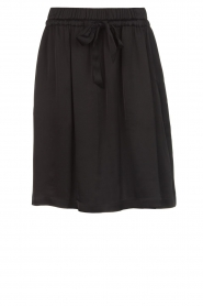 Set |  Skirt with bow detail Sigrid | black   | Picture 1